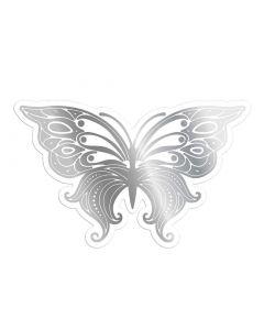 Gemini FOILPRESS Papillion Frame Foil Stamp 'N' Cut Die Elements