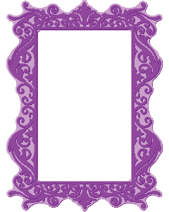 Gemini Shaped Cut and Emboss Folder - Lyon Frame