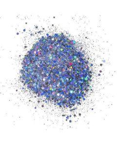 Cosmic Shimmer Holographic Glitterbitz - Midnight Marine