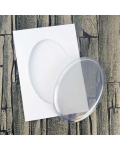 Hunkydory Dimensional Card Kit - Oval