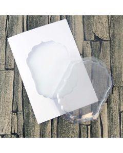 Hunkydory Dimensional Card Kit - Ornate Label