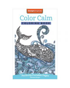 Design Originals - Colour Calm Colouring Book