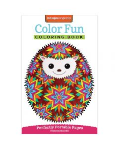 Design Originals - Colour Fun Colouring Book