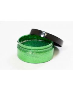 Threaders Fabric Glitter Paste - Emerald Green