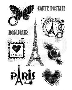 Woodware Clear Singles - Paris Elements