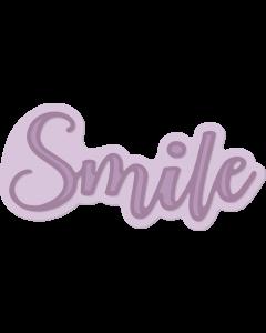 Gemini Expressions Metal Die - Smile