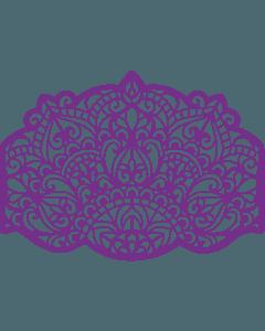 Gemini Create-a-Card Cut on Edge Metal Die - Mehndi