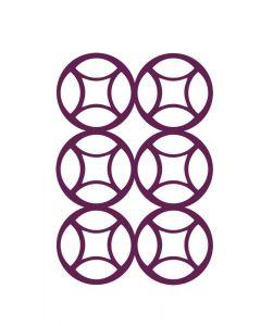 Gemini Multi Media Die - Decorative Ellipse Panel