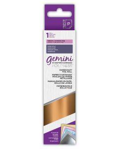 Gemini FOILPRESS Papercraft Foil - Rose Gold