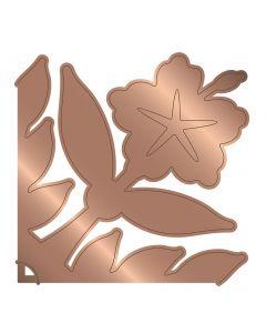 Gemini Multi Media Hawaiian Applique Die - Hibiscus