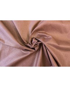 Threaders Glitter Fabric - Chocolate