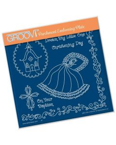 Claritystamp Linda Williams A5 Plate - Dream Big Little One