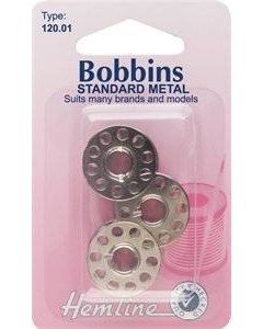 Hemline Metal Bobbin - Universal/Class 15K