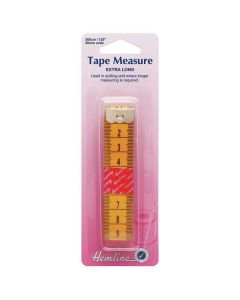 Hemline Extra Long Tape Measure - 300cm