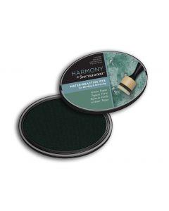 Harmony by Spectrum Noir Water Reactive Dye Inkpad - Green Topaz