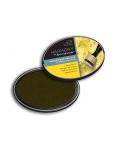 Harmony by Spectrum Noir Water Reactive Dye Inkpad - Lemon Tonic