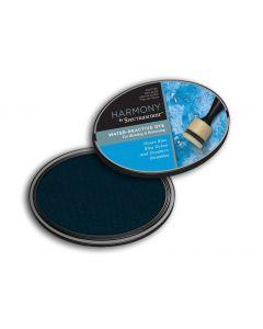 Harmony by Spectrum Noir Water Reactive Dye Inkpad - Ocean Blue