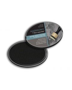 Harmony by Spectrum Noir Water Reactive Dye Inkpad - Smoked Pearl