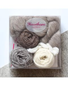 Hawthorn Handmade Weaving Supply Pack - Natural