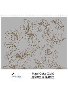 Imagination Crafts Magi Cutz - Fresh Flourishes