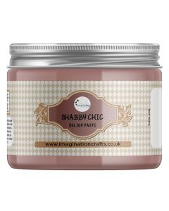 Imagination Crafts Shabby Chic Relief Paste - Ashy Rose