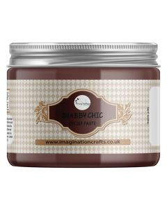Imagination Crafts Shabby Chic Relief Paste - Chocolate