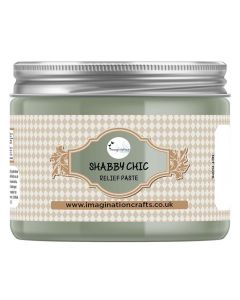 Imagination Crafts Shabby Chic Relief Paste - Sage