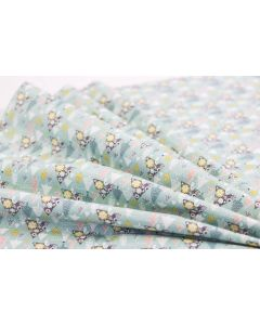 Threaders Merry and Bright Fabric - Festive Forest