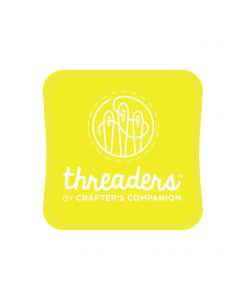 Threaders Fabric Ink Pad - Canary