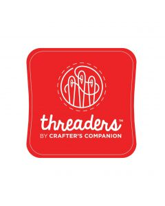 Threaders Fabric Ink Pad - Red