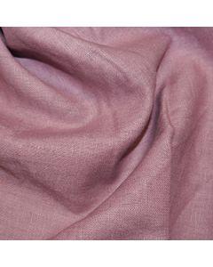 John Louden 100% Washed Linen - Lavender