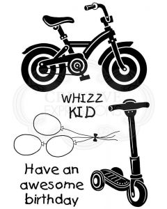 Woodware Clear Singles - Kid's Trikes