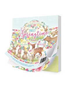 Hunkydory The Square Little Book of Sweet Springtime