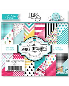 LDRS Pattern Play - Sweet Sensations 6x6 Paper Pack