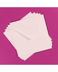 Craft UK 50 5 x 5 Envelopes - White