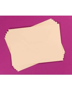 Craft UK 30x C5 Envelopes - Ivory