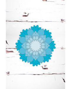 Gemini Mandala Stamp and Die - Harmony
