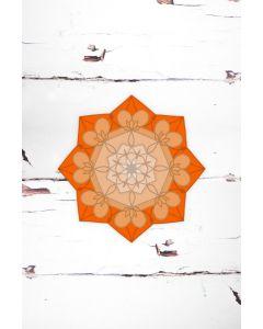 Gemini Mandala Stamp and Die - Zen