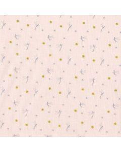 Michael Miller Fabrics Peter Pan Tink - Blush