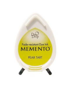 Tsukineko Memento Dew Drop Ink Pad - Pear Tart