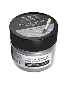 Spectrum Noir Metallic Liquid Ink 30ml - Silver Ingot