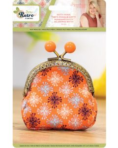 Sara Signature Sew Retro Multi Media Die - Dotty Purse Die