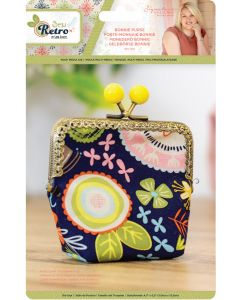 Sara Signature Sew Retro Multi Media Die - Bonnie Purse Die