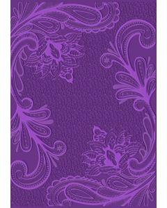 Gemini 3D Embossing Folder - Contemporary Lace