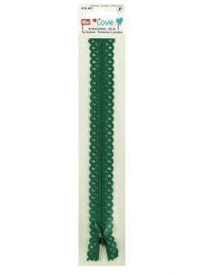 Prym 40cm Love Zip - Emerald