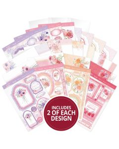 Hunkydory Pearl Bouquet - Luxury Card Collection
