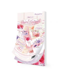 Hunkydory Pearl Bouquet - DL Paper Pad