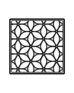 Presscut Multi Layer Die – Flower Layer A