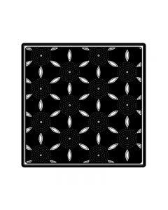 Presscut Multi Layer Die - Flower Layer C