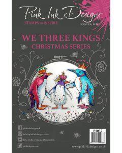 Pink Ink Designs Clear Stamp - We Three Kings